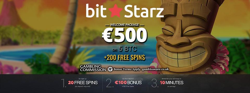 Login spin bitcoin casino