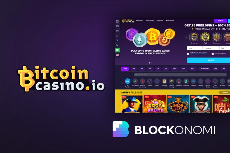 888 bitcoin casino free spins code